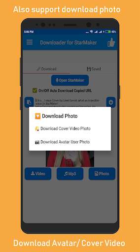 Sing Downloader for Starmaker  Screenshots 17