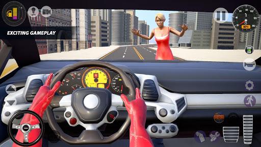 Superhero Taxi Car Driving Simulator - Taxi Games 1.0.2 Screenshots 18