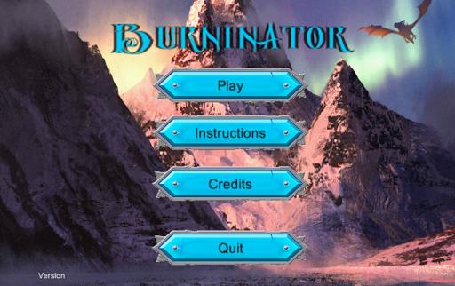 burninator screenshot 1
