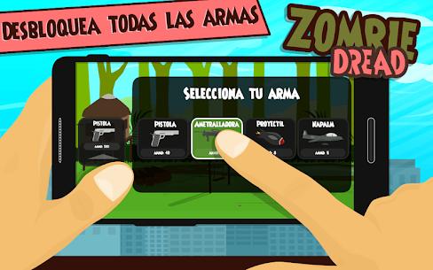 Zombie Dread Hack Cheats (iOS & Android) 4