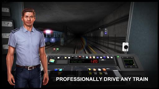 Subway Simulator 3D 3.8.0 screenshots 2