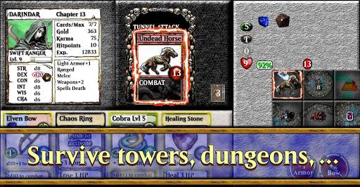 Immortal Fantasy: Cards RPG 12.0 screenshots 3
