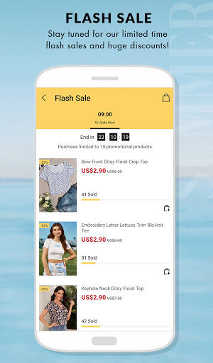 SHEIN-Fashion Shopping Online  Screenshots 7