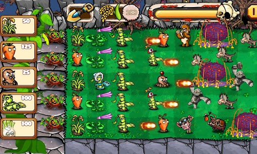 Angry Plants Classic Hack Online [Android & iOS] 3