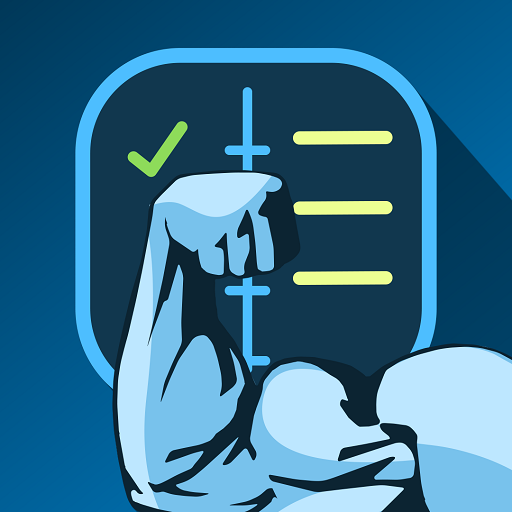 Dr. Muscle Workout Planner icon