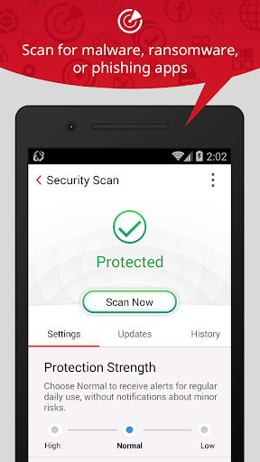 Mobile Security & Antivirus Apkfinish screenshots 6