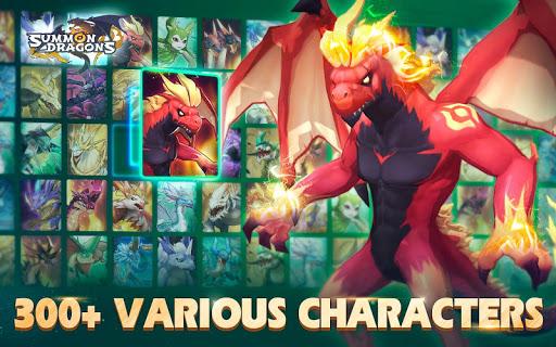 Summon Dragons 1 screenshots 12