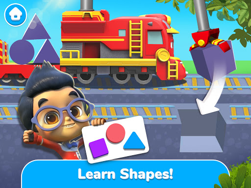 Mighty Express - Play & Learn with Train Friends android2mod screenshots 16
