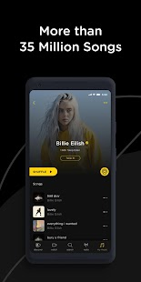 fizy – Music & Video Screenshot