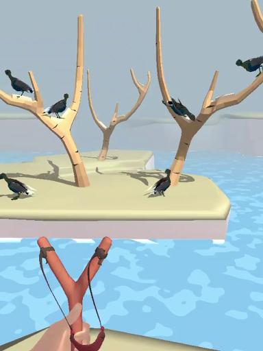 Sling Birds 3D screenshots 12
