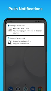 Package Tracker – Fedex, USPS, UPS, Wish, DHL, TNT 3