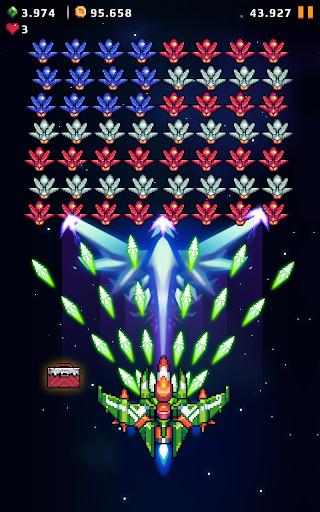 Falcon Squad: Galaxy Attack - Free shooting games Apkfinish screenshots 9