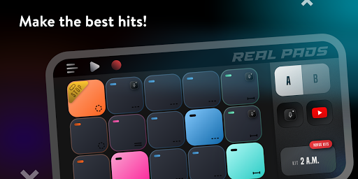 REAL PADS: Become a DJ of Drum Pads 7.12.4 Screenshots 3