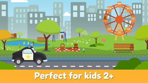 Car City Heroes: Rescue Trucks Preschool Adventure android2mod screenshots 8