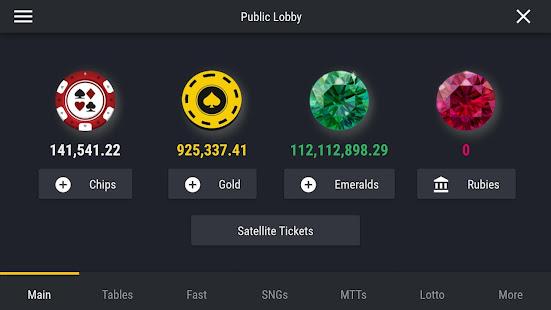 Pocket Poker Room 1.3.4 Screenshots 5