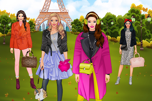 Fashion Trip: London, Paris, Milan, New York 1.0.5 screenshots 1