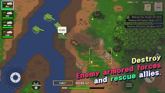 Team Six Armored Troops V1.1.5 Mod Apk – (Free Shopping) 5