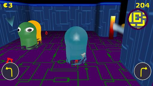 Ghost Vs Pac 1.602 screenshots 4