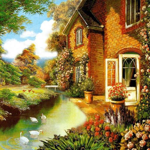 Houses Jigsaw Puzzles apkdebit screenshots 15