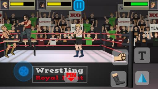 Wrestling Royal Fight APK MOD (Astuce) screenshots 2