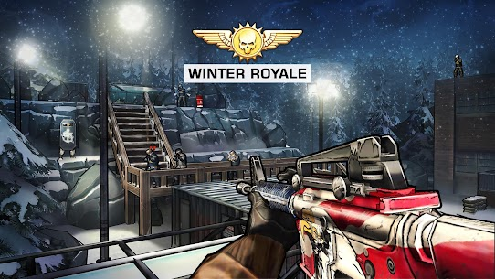 Major GUN : War on Terror 4.1.7 MOD APK [UNLIMITED MONEY] 1