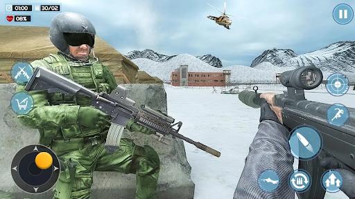 Modern Commando 3D: New Shooting- Army Games 2020 1.0.5 screenshots 1