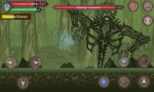 Runic Curse Demo  screenshots 3