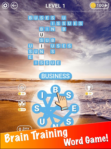 Word Connect : Wordscapes Search Crossword Puzzle 1.0.17 screenshots 10