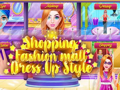 ロイヤルファッションショッピングモール-ガールズドレスアップゲーム