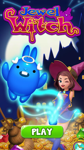 Jewel Witch - Best Funny Three Match Puzzle Game 1.8.2 screenshots 1