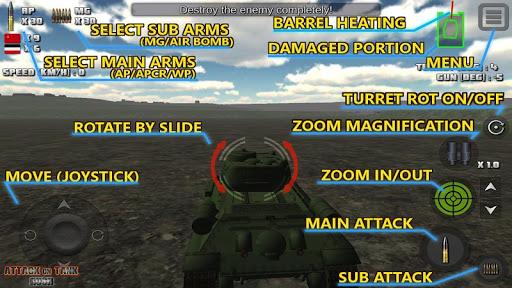 Attack on Tank : Rush - World War 2 Heroes 3.4.1 screenshots 7