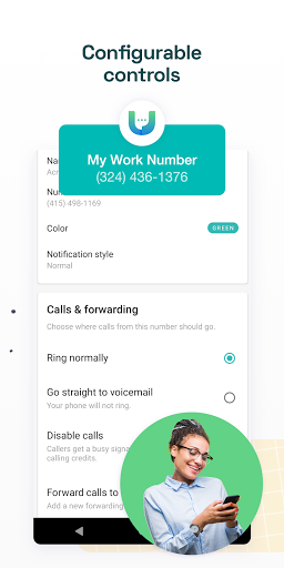 Unlisted - Second Phone Number 2021.01 Screenshots 7