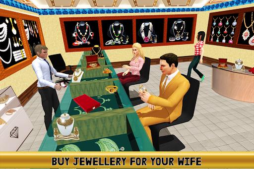 Virtual Billionaire Dad Simulator: Luxury Family android2mod screenshots 8