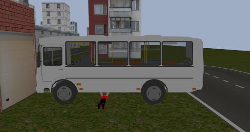 Russian Bus Simulator 3D apktreat screenshots 2