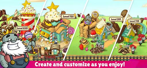 Idle Candy Land 2.5.3 screenshots 4