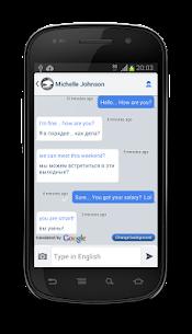 Lringo+ Messenger Translator 2