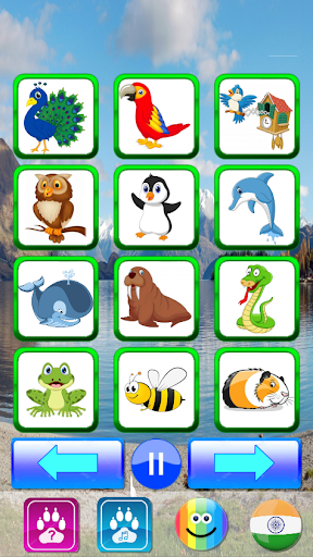 Animal sounds. Learn animals names for kids 6.6 screenshots 23