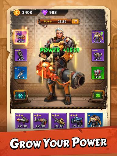 Zombie Survival: Eternal War apkpoly screenshots 22