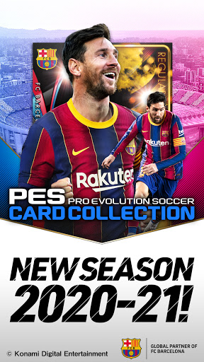 PES CARD COLLECTION apktram screenshots 1