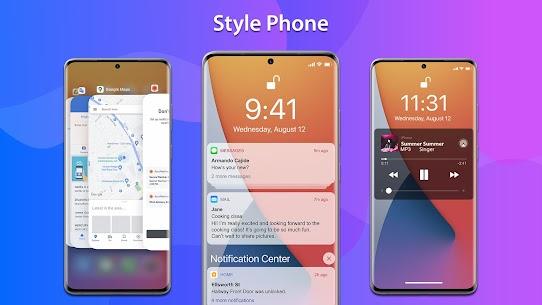 Launcher iPhone MOD APK (Premium Unlocked) 5
