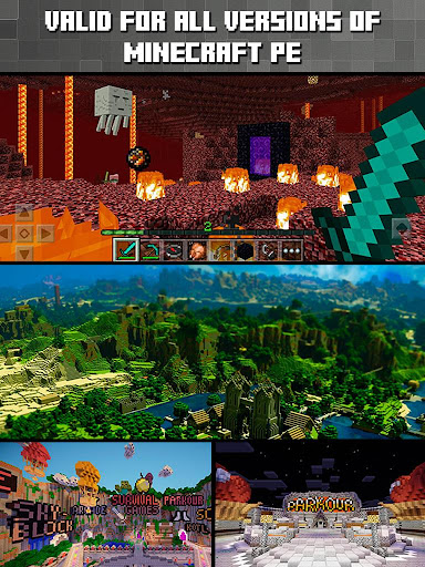 Servers for Minecraft PE 2.16 Screenshots 4