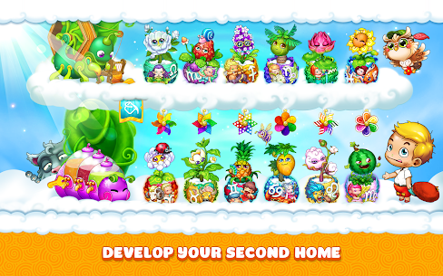 Sky Garden  ZingPlay For Pc – Download Free For Windows 10, 7, 8 And Mac 1