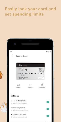 N26 Mobile Banking screenshots 5