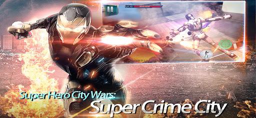 Super Hero City Wars:Super Crime City 9 screenshots 3