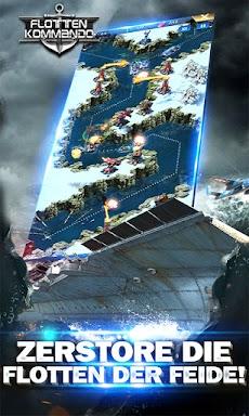 Fleet Command – Kill enemy ship & win Legion Warのおすすめ画像2