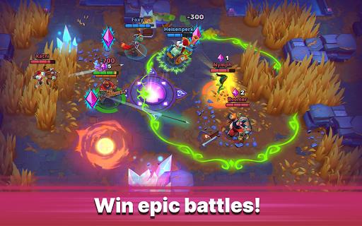 Frayhem - 3v3 Brawl, Battle Royale, MOBA Arena 0.6.0 screenshots 13