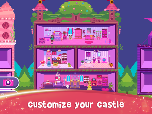 My Princess Castle - Doll and Home Decoration Game 1.2.5 screenshots 13