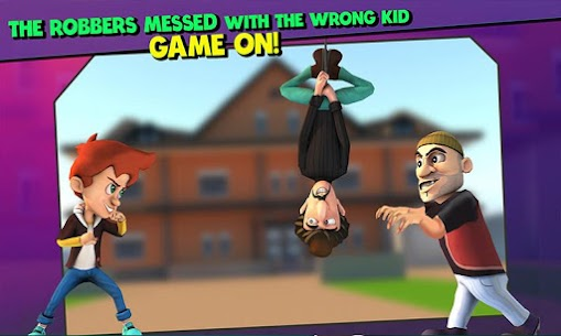 Scary Robber Home Clash Mod 1.6.4 Apk [Unlimited Money] 4