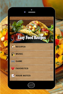 Easy Food Recipes. Cooking Recipes