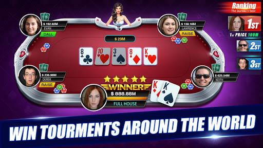 Winning Pokeru2122 - Free Texas Holdem Poker Online 2.9 screenshots 2